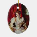 John Singer Sargent- Miss Eden Ornaments