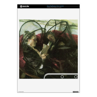 John Singer Sargent - Mosquito nets Decals For PS3 Slim