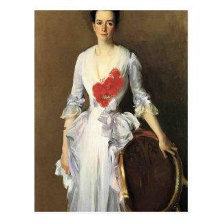 John Singer Sargent- Mrs Archibald Douglas Dick Postcards