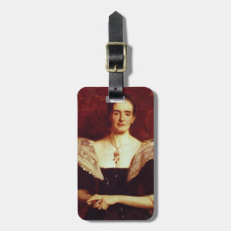 John Singer Sargent- Mrs. William Russell Cooke Luggage Tags