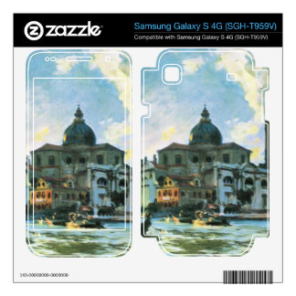 John Singer Sargent - Palazzo Labia Venice Samsung Galaxy S 4G Skin
