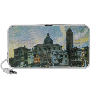 John Singer Sargent - Palazzo Labia Venice iPhone Speakers