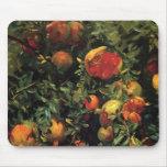John Singer Sargent- Pomegranates, Majorca Mouse Pad