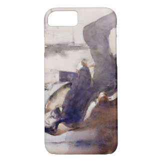 John Singer Sargent -Portrait of Paul-Cesar Helleu iPhone 8/7 Case