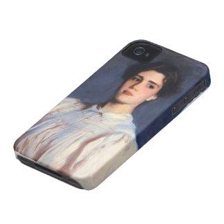 John Singer Sargent- Portrait of Sally Fairchild iPhone 4 Cover