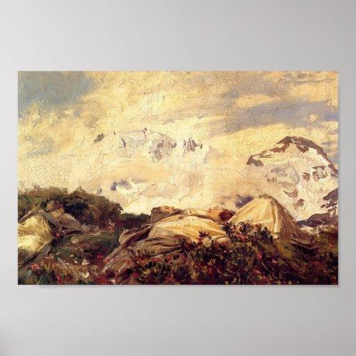John Singer Sargent- Princess Nouronihar Print