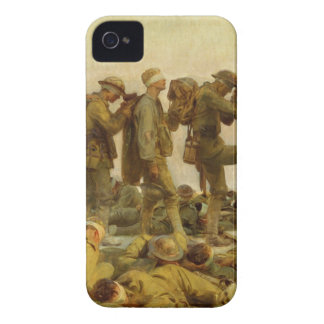 John Singer Sargent - proveído de gas iPhone 4 Carcasas