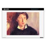 John Singer Sargent - retrato de Vernon Lee Acer Chromebook Calcomanías