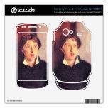 John Singer Sargent - retrato de Vernon Lee Calcomanías Para Google Nexus S