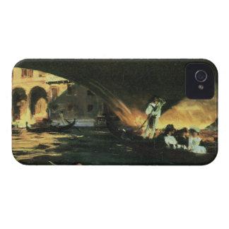 John Singer Sargent - Rialto iPhone 4 Funda