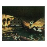 John Singer Sargent - Rialto Posters