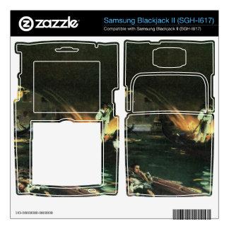 John Singer Sargent - Rialto Samsung Blackjack II Skin
