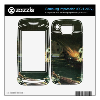 John Singer Sargent - Rialto Samsung Impression Decals