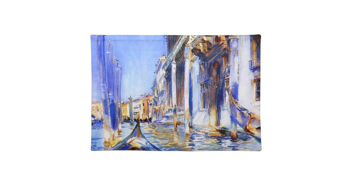 John Singer Sargent Rio dellAngelo Venice Placemat Zazzle : johnsingersargentriodellangeloveniceplacemat rfd846bdb79d64c3bad6b6972d98e1f1a2cfku8byvr630 from www.zazzle.com size 1200 x 630 jpeg 115kB