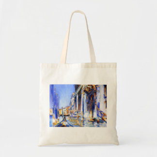 John Singer Sargent Rio dell'Angelo Venice Tote Bag