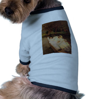 John Singer Sargent- St. Martin's Summer Doggie T Shirt
