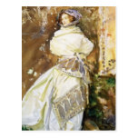 John Singer Sargent: The Cashmere Shawl Post Cards