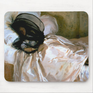 John Singer Sargent - The Mosquito Net Mouse Pad