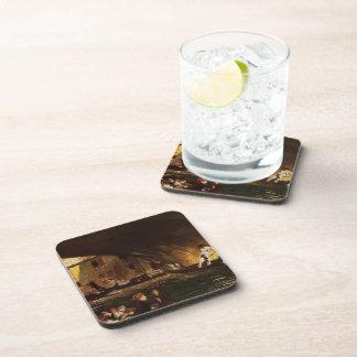 John Singer Sargent- The Rialto Drink Coaster