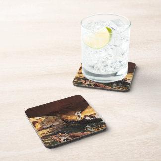 John Singer Sargent- The Rialto Venice Beverage Coaster