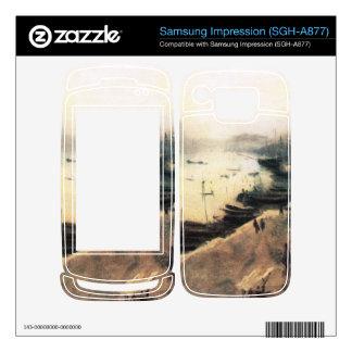 John Singer Sargent - Venice in bad weather Samsung Impression Skins