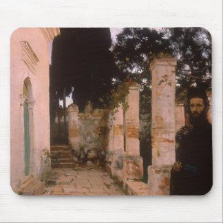 John Singer Sargent - Vespers Alfombrilla De Raton