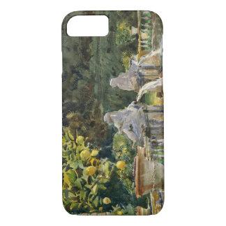 John Singer Sargent - Villa di Marlia, Lucca iPhone 7 Case