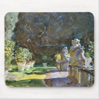 John Singer Sargent - Villa di Marlia, Lucca Mousepads