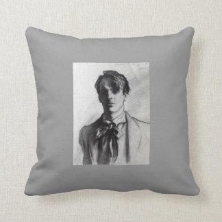 John Singer Sargent: William Butler Yeats Cojin