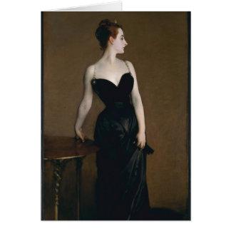 John Singer Sargent's Portrait of Madame X Card