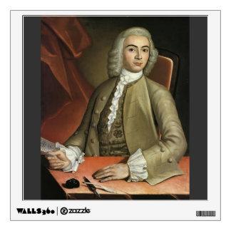 John Singleton Copley- Charles Pelham Room Sticker
