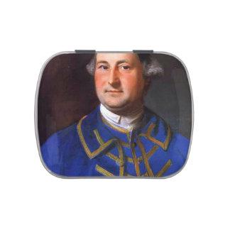 John Singleton Copley:  Gregory Towsend Frascos De Dulces