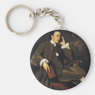 John Singleton Copley- John Bours Keychain