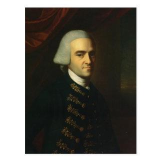 John Singleton Copley- John Hancock Postcard