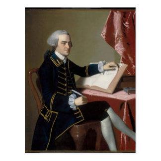 John Singleton Copley- Juan Hancock Tarjeta Postal