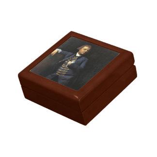 John Singleton Copley- Lemuel Cox Trinket Boxes