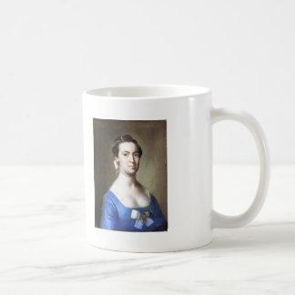 John Singleton Copley:  Lucretia Hubbard Towsend Classic White Coffee Mug