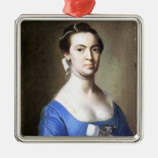 John Singleton Copley Lucretia Hubbard Towsend Christmas Tree Ornaments