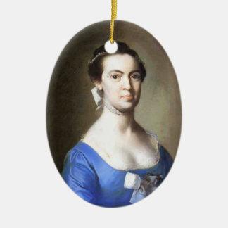 John Singleton Copley Lucretia Hubbard Towsend Ornament