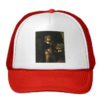 John Singleton Copley-  Midshipman Augustus Brine Trucker Hat