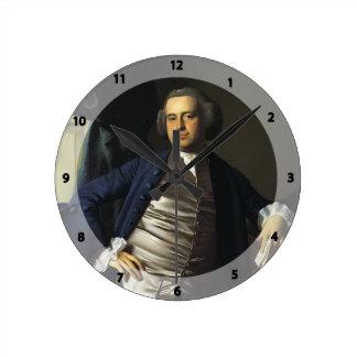 John Singleton Copley- Moses Gill Round Clock