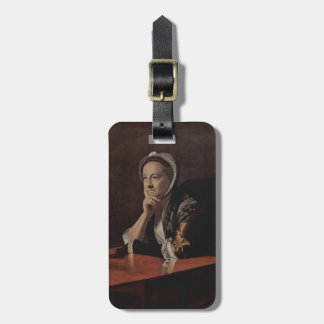 John Singleton Copley- Mrs.Humphrey Devereux Bag Tags
