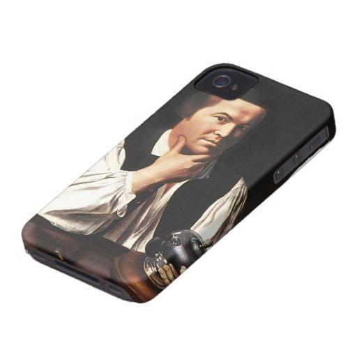 John Singleton Copley- Paul Revere Case-Mate iPhone 4 Case