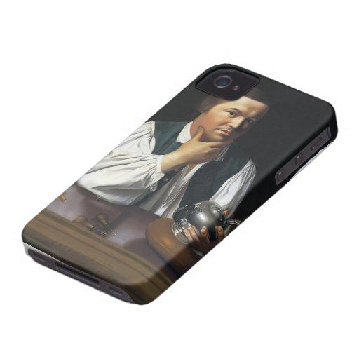 John Singleton Copley-  Paul Revere iPhone 4 Cases