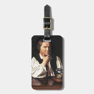 John Singleton Copley- Paul Revere Tag For Luggage