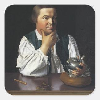 John Singleton Copley-  Paul Revere Stickers