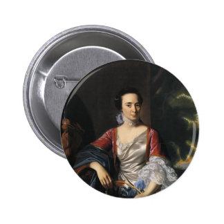 John Singleton Copley- Rebecca Boylston Pin