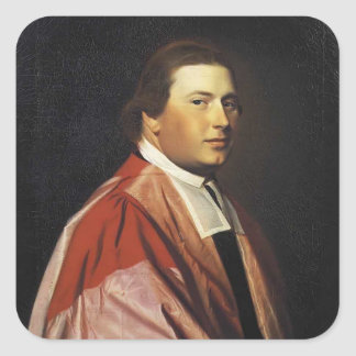 John Singleton Copley- Reverend Myles Cooper Sticker