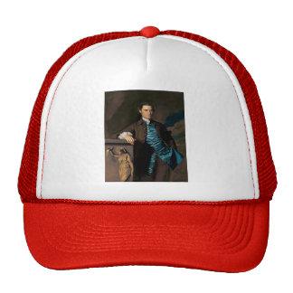 John Singleton Copley- Thaddeus Burr Hat