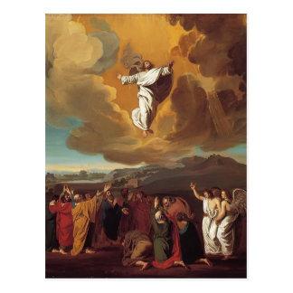 John Singleton Copley-  The Ascension Postcard
